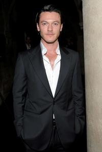 Luke Evans at the