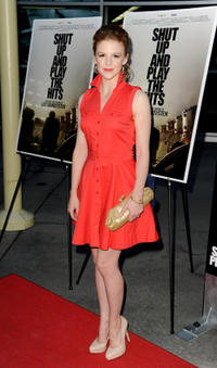 Ashley Bell at the California premiere of