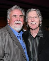 Tom Skerritt and Rod Hardy at the L.A. premiere of