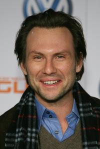 Christian Slater at the US Premiere of Volkswagen's Concept SUV Tiguan.