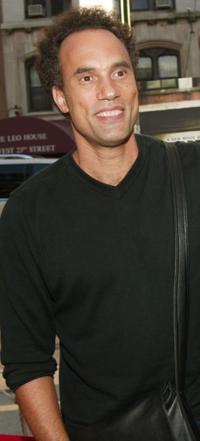 Roger Guenveur Smith at the premiere screening of