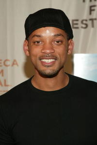 "Will Smith at the ""Raising Helen"" screening in New York City."