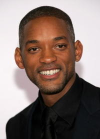"Will Smith at the premiere of ""The Pursuit of Happyness"" in Westwood, California."