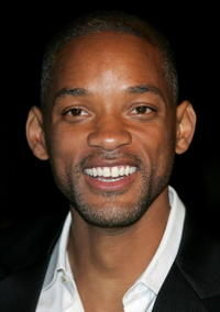 Will Smith at the 2007 Vanity Fair Oscar Party in West Hollywood, California.