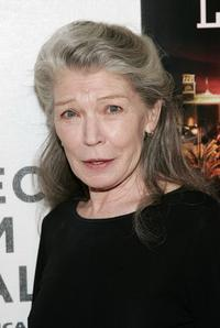 Phyllis Somerville at the premiere of