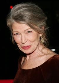 Phyllis Somerville at the New York Film Festival premiere of