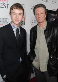 Dane DeHaan and Chris Cooper at the California premiere of