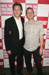 Stephen Spinella and Denis O'Hare at the