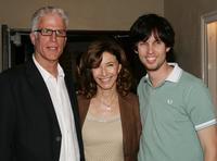 Mary Steenburgen, Ted Danson and John Heder at the premiere of the short film
