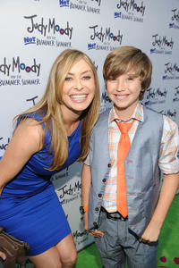 Executive Producer Bobbi Sue Luther and Garrett Ryan at the California premiere of