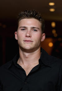 Scott Eastwood at the at the Grand Opening of the new One&Only Cape Town resort in South Africa.