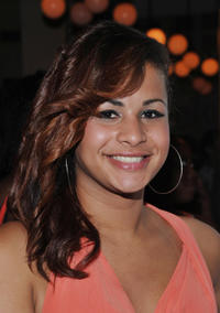 Harmony Santana at the after party of the premiere of
