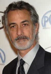 David Strathairn at the 2006 Producers Guild awards in Universal City.