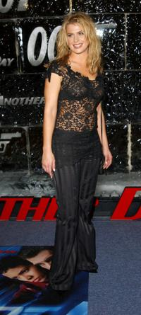 Kristy Swanson at the special screening of