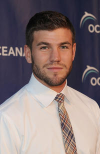 Austin Stowell at the 4th Annual Oceana SeaChange Summer party in California.
