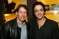 D.B. Sweeney and Paul Hipp at the after party for the premiere of