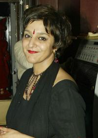 Meera Syal at the opening night party of