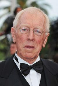 Max von Sydow at the France premiere of