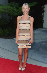 Emily Montague at the California premiere of