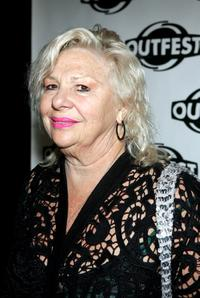 Renee Taylor at the screening of