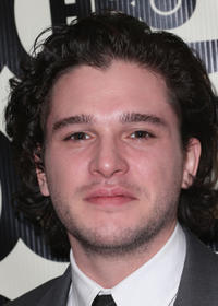 Kit Harington at the 2013 Golden Globe Awards Party.