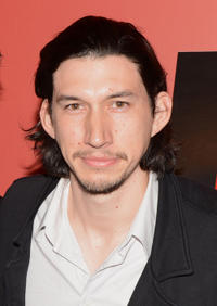 Adam Driver at the New York premiere of