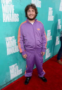 Oliver Cooper at the 2012 MTV Movie Awards.