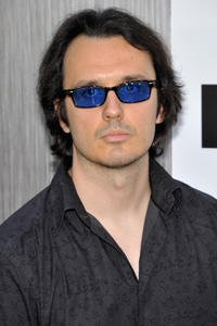 Damien Echols at the New York premiere of