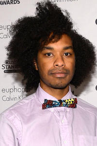 Terence Nance at the IFP's 22nd Annual Gotham Independent Film Awards in New York.