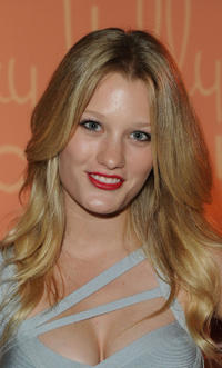 Ashley Hinshaw at the launch of Very Hollywood Michael Kors Eau De Toilette during the 8th Annual Teen Vogue Young Hollywood party in California.