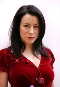 Jennifer Tilly at the Toronto International Film Festival for a portrait session of