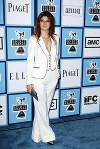Marisa Tomei at the 2008 Film Independent's Spirit Awards.