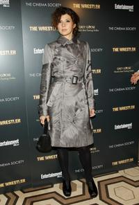 Marisa Tomei at the special screening of