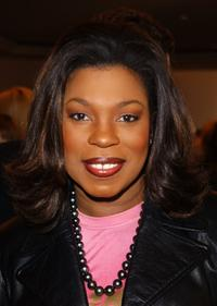 Lorraine Toussaint at the unveiling of the Hollywood Reporter's 10th Annual Women In Entertainment Power 100.