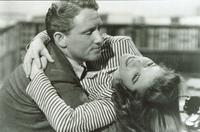 An Undated File Photo of Spencer Tracy and Katharine Hepburn.