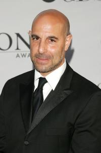 Stanley Tucci at the 60th Annual Tony Awards at Radio City Music Hall.