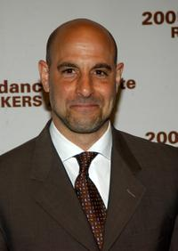 Stanley Tucci at the Sundance Institute Annual Risk-Takers Gala Benefit.