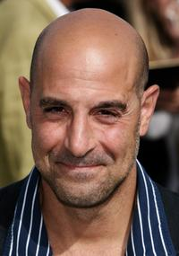 Stanley Tucci at the photocall for