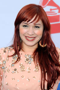 Carla Morrison at the 12th Annual Latin GRAMMY Awards in Nevada.