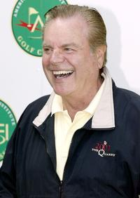 Robert Wagner at the AFI Golf Classic.