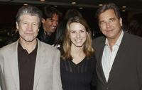 Fred Ward, Jennifer O'Connell and Beau Bridges at the after party of the premiere of