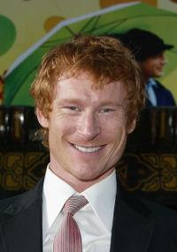 Zack Ward at the world premiere of