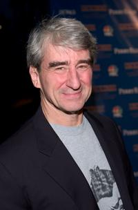 Sam Waterston at the party for the new seasons of
