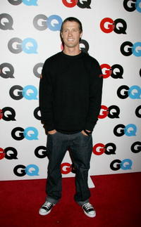 Danny Way at the GQ magazine's 2005