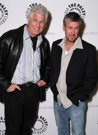 Barry Bostwick and Alan Ruck at the