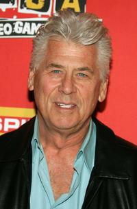 Barry Bostwick at the Spike TV's Video Game Awards.