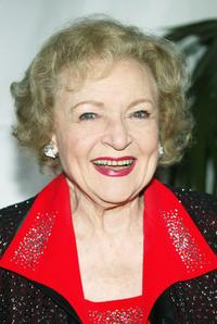 Betty White at the 57th Annual Writers Guild Awards.