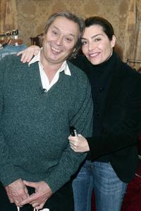 Patrick Bouchitey and Daphne Rouille at the Annual Cesar Film Awards.