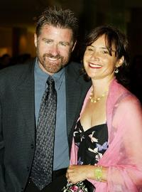 Treat Williams and Pamela Van Sant at the 5th Annual Family Television Awards.