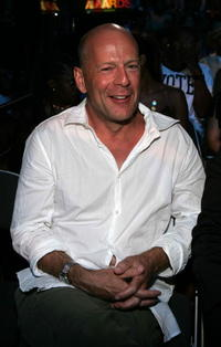 Bruce Willis at the 2004 MTV Video Music Awards.